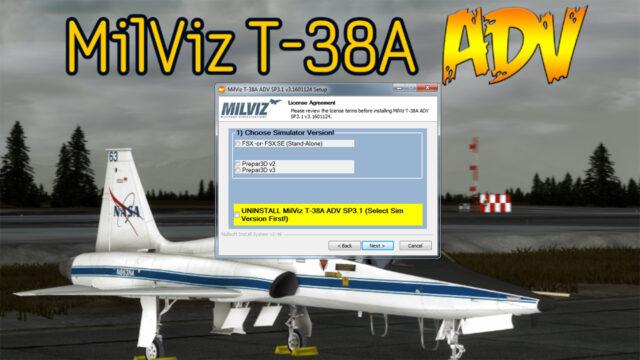 milvizT38installation
