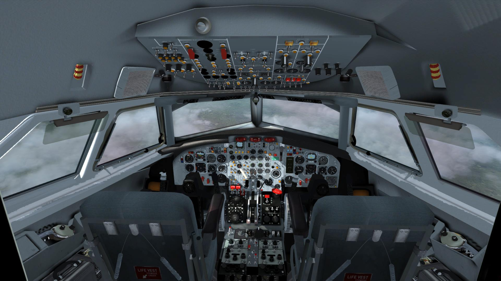 Aeroplane Heaven/Just Flight BAC 1-11 preview | Let's get back to 1950s and 1960s with the ...