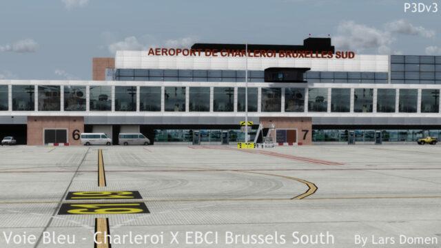The main terminal