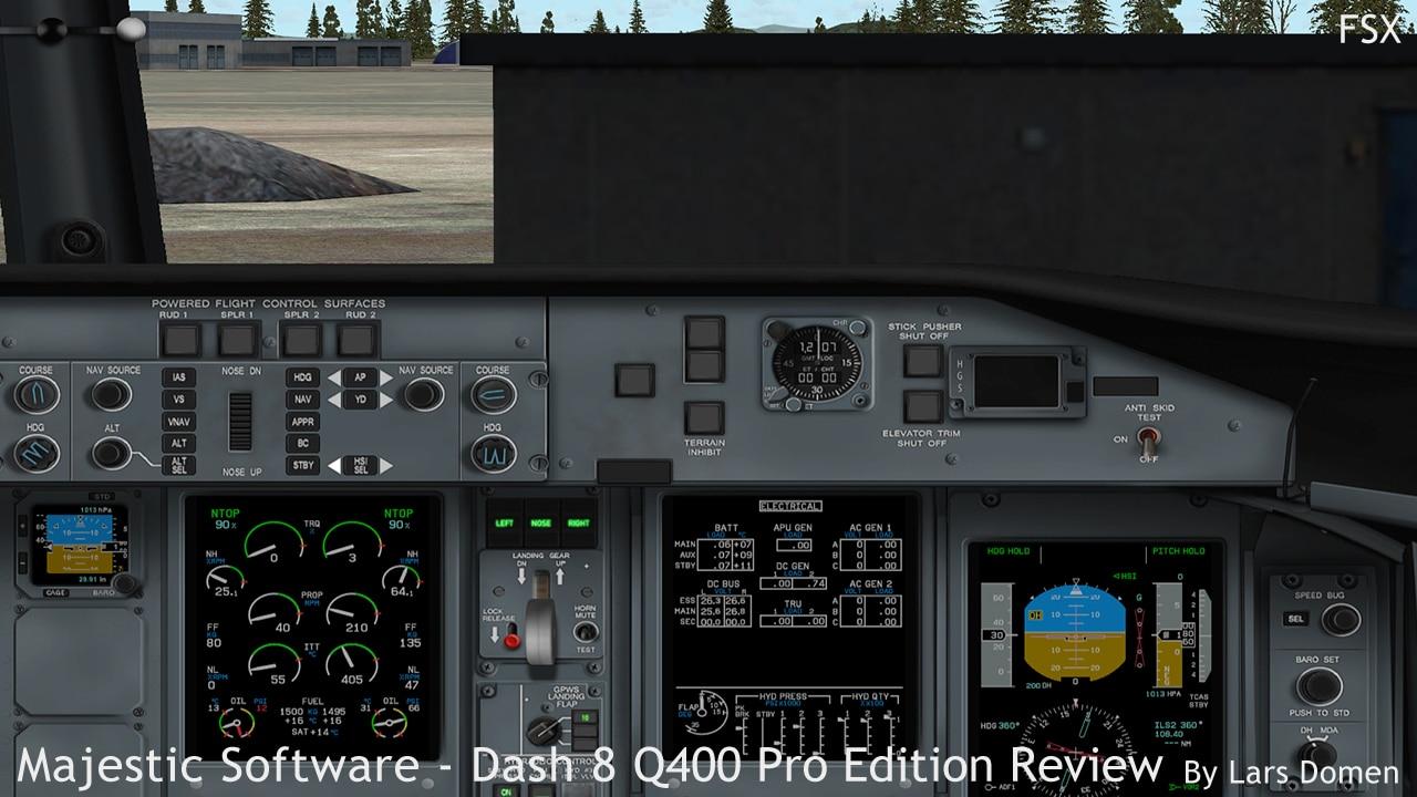 Majestic Software – Dash 8 Q400 Pro Edition Review