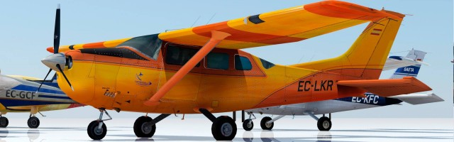 LatinWings - static aircraft models preview