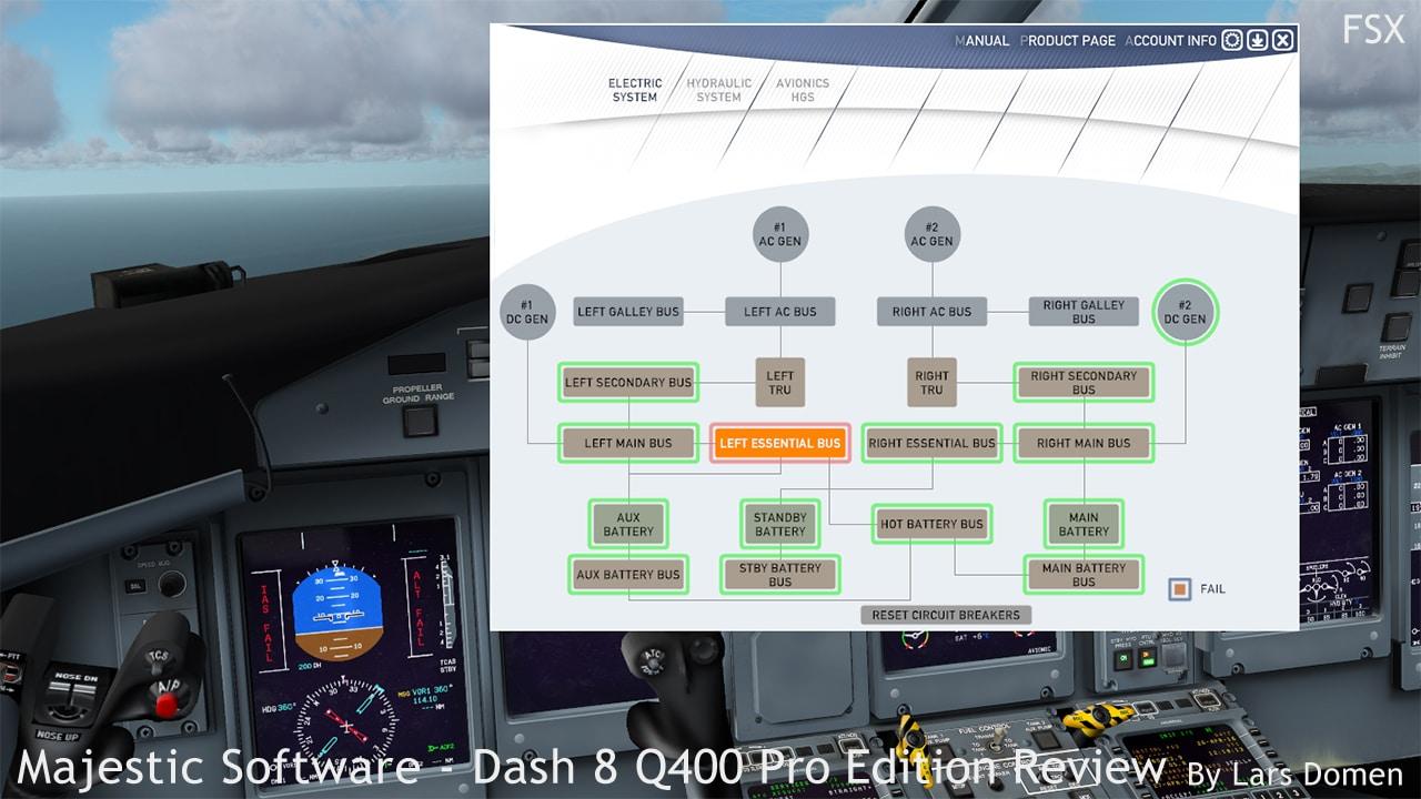 Majestic Software Dash 8 Q400 Pro Edition Review