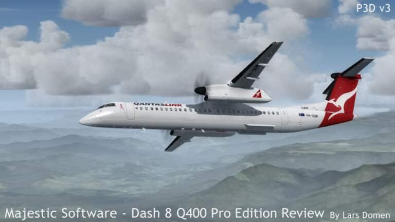 Download Fsx - Majestic Dash 8 Q400 - loadcomedy's blog