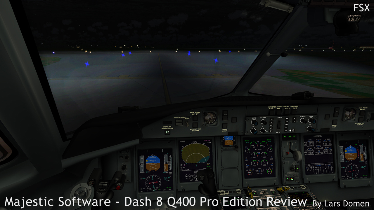 Majestic Software – Dash 8 Q400 Pro Edition Review