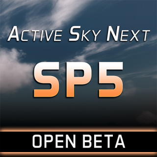 Active Sky Next for SP5 Beta