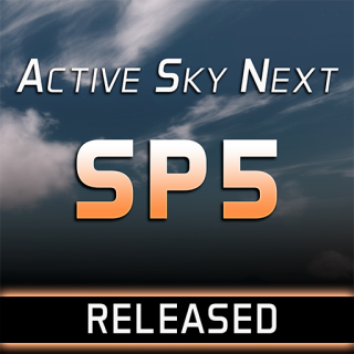 Active Sky Next for SP5 released