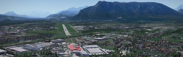 Digital Design - LOWS Salzburg for X-Plane
