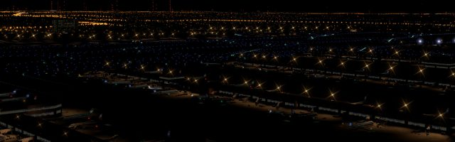 X-Plane 10.50 preview at KATL-bkgnd