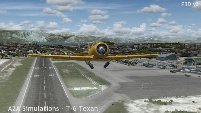 takeoffCorfu