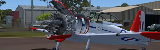 ANTS AIRPLANES - CAC25 WINJEEL FSX P3D