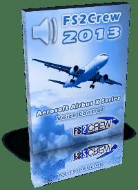 FS2CREW - AEROSOFT AIRBUS X VOICE CONTROL EDITION FSX P3D