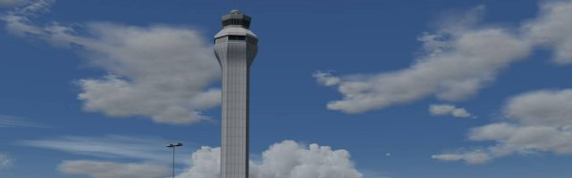 Pacific Islands Simulation - KSLC tower control preview