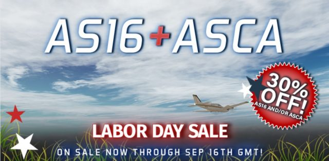 Active Sky 2016 Labor Day Sale