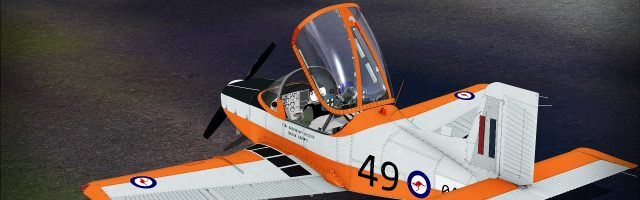 IRIS - CT-4 Airtrainer