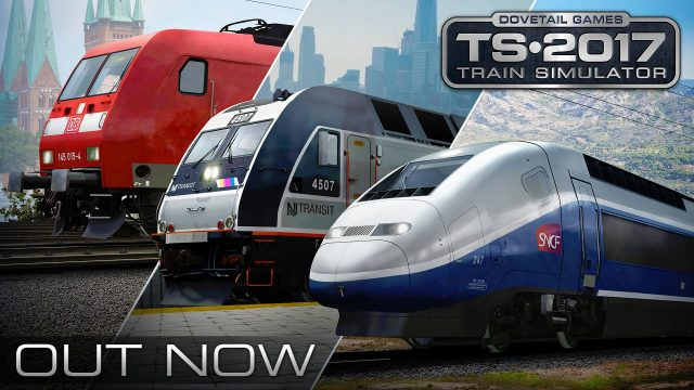 Train Simulator 2017 banner