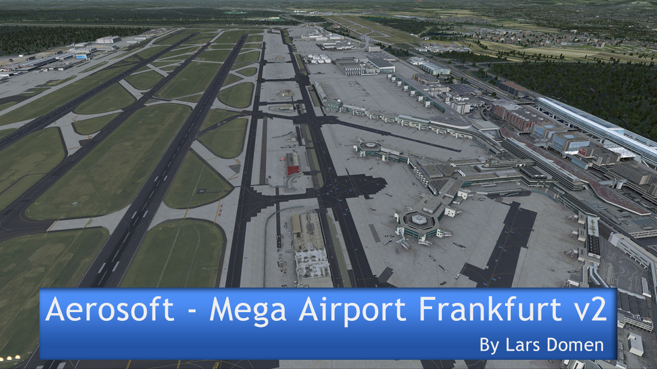 Risultati immagini per Mega Airport Frankfurt