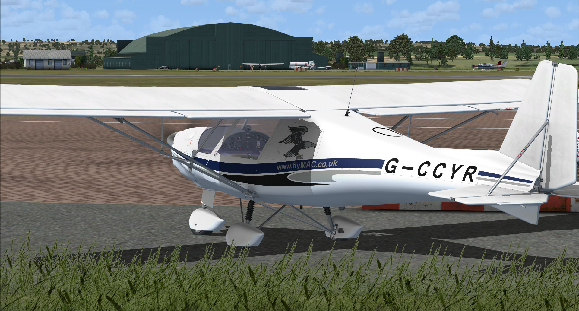 Sim720 Ikarus C42 Fsx P3d Weve Been Used To The Airports And