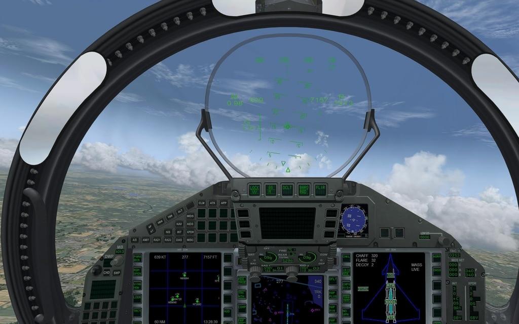 AFS-Design – Eurofighter Typhoon Pro 5 FSX