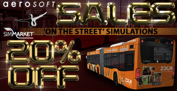 AEROSOFT 2016 SALES 20% OFF
