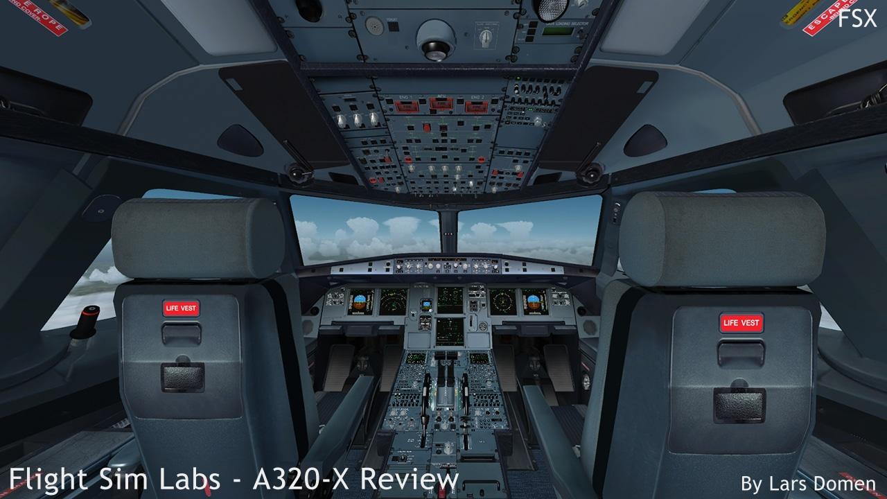 FlightSimLabs – A320-X Review