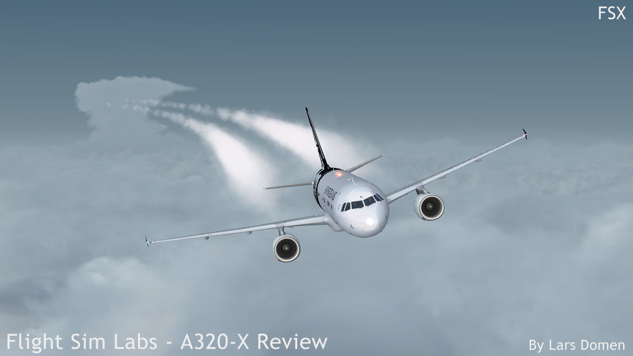 Flightsimlabs A320 X Review After 6 Years Of Development Flight 7 Way Trailer Plug Wiring Diagram Contrail As Usual These Days Getting It Running To Your Liking Will Always Be A Compromise But I Didnt Find The Sim Labs More Problematic In