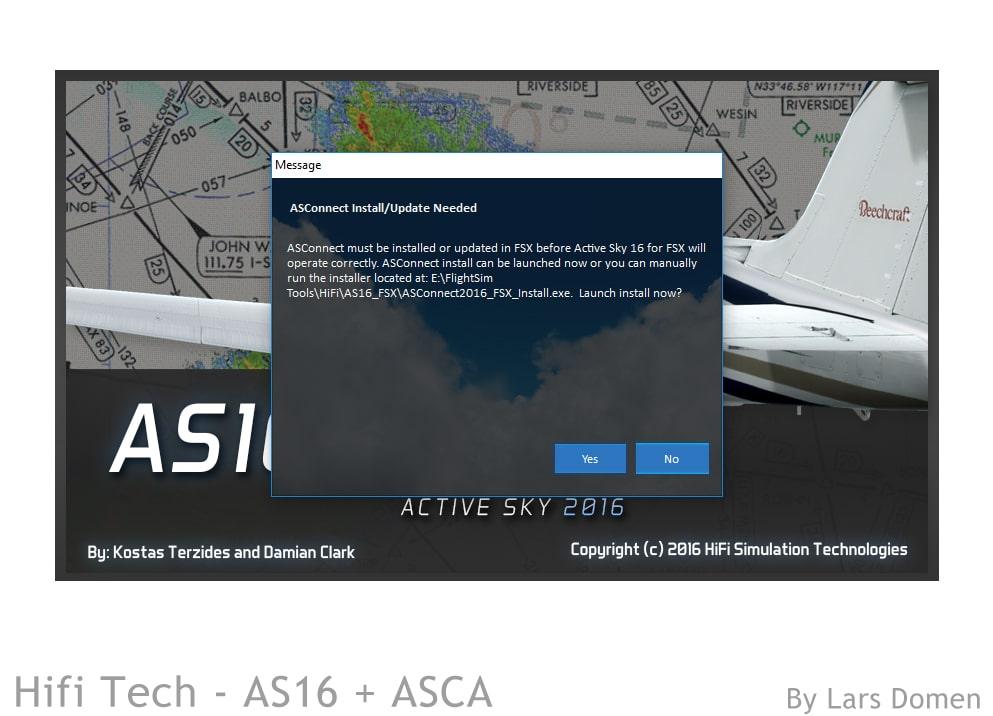 Hifi Technologies – Active Sky 2016 and Active Sky Cloud Art