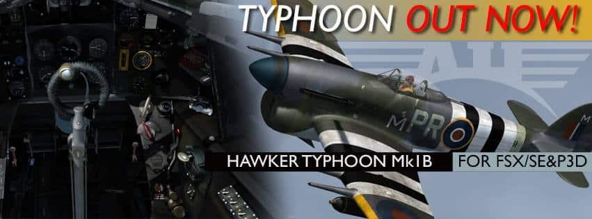 Aeroplane Heaven – Hawker Typhoon