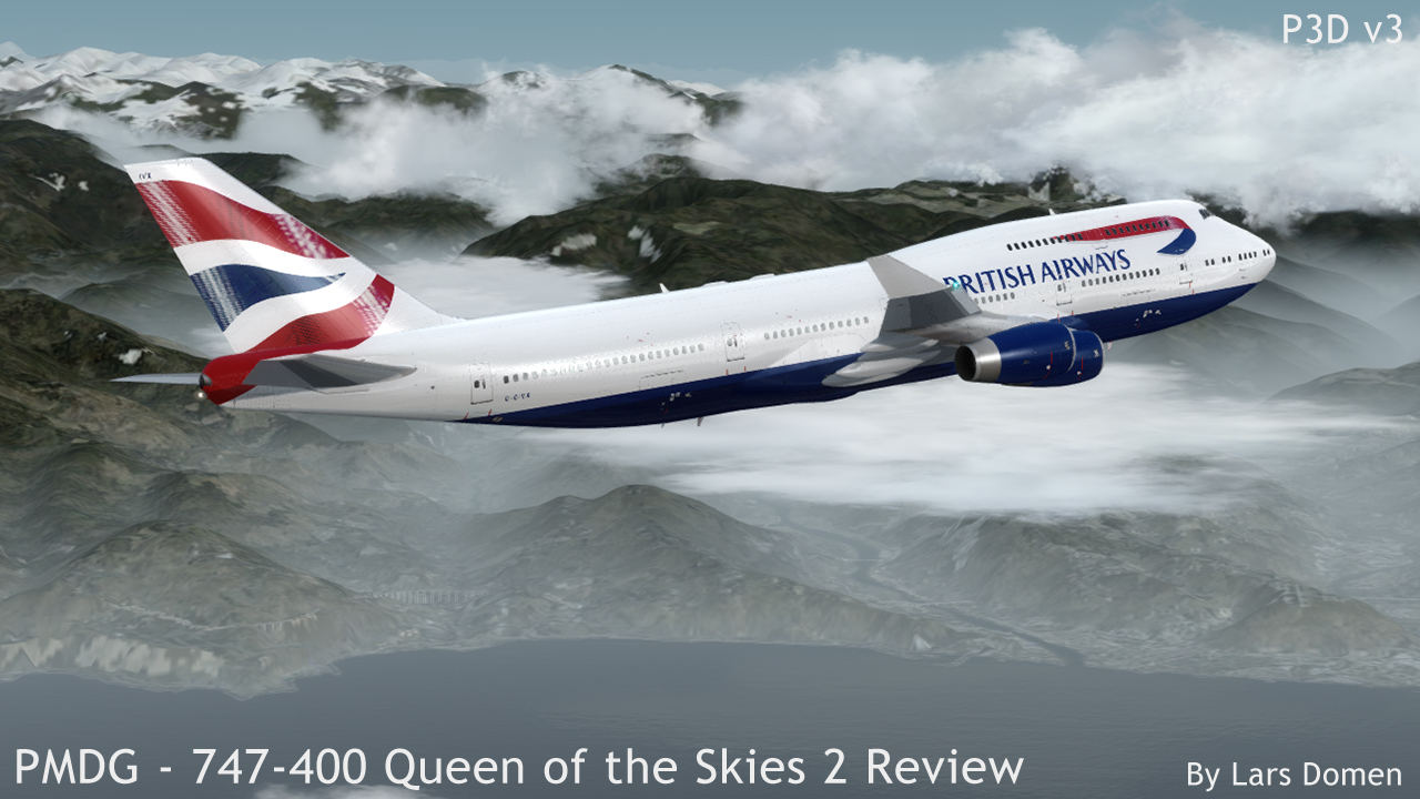 pmdg 747 400 queen of the skies ii first impressions review when rh simflight com 787 Dreamliner 747- 8