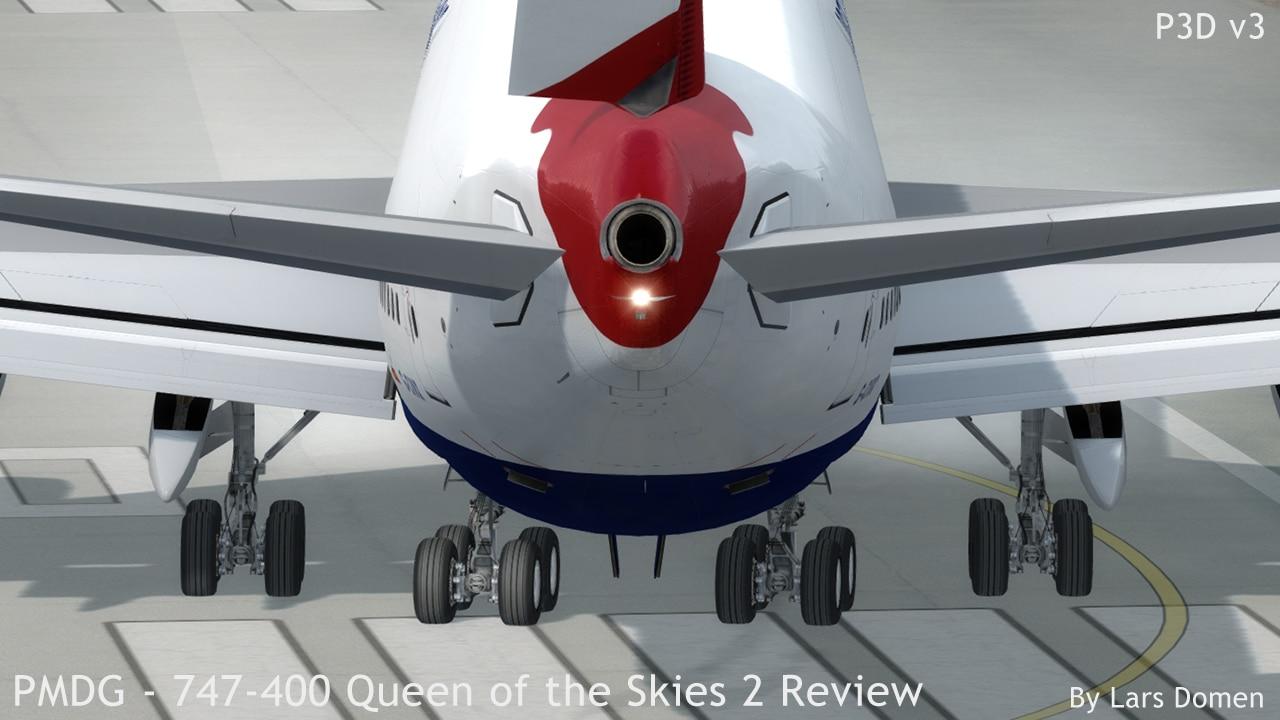 Pmdg 747 Queen Of The Skies Ii Manual