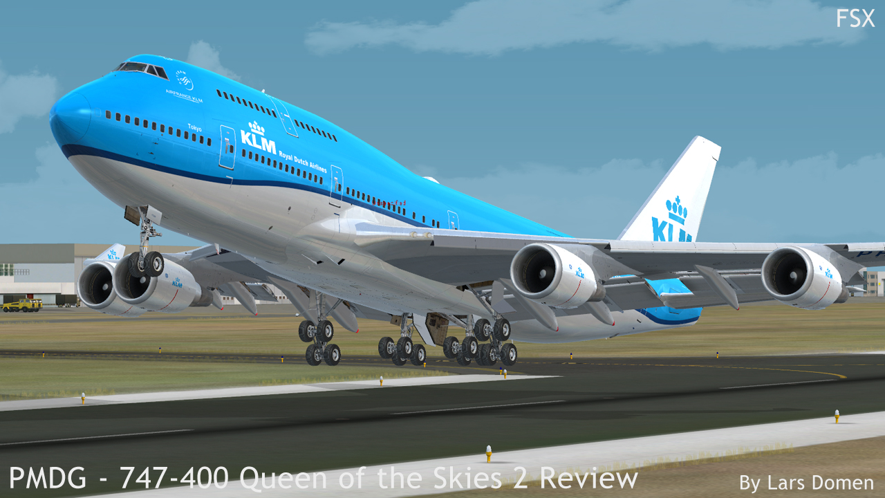 Pmdg 747 400 Queen Of The Skies Ii First Impressions