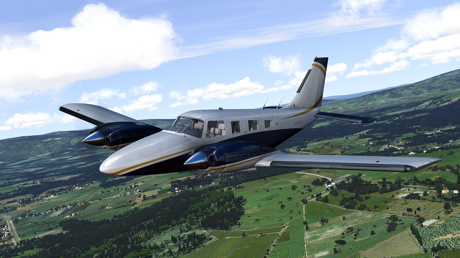 flight simulator Microsoft flight simulator x: steam edition - take to the skies in the world's favourite flight simulatorthe multi award winning microsoft flight simulator x lands.