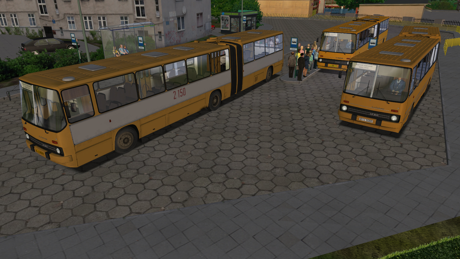 OMSI 2 – Addon Citybus i280 Series