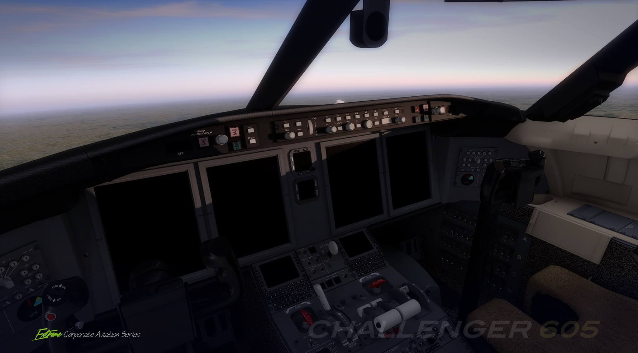 Eaglesoft - Challenger Experimental 605 Preview | This is a picture ...