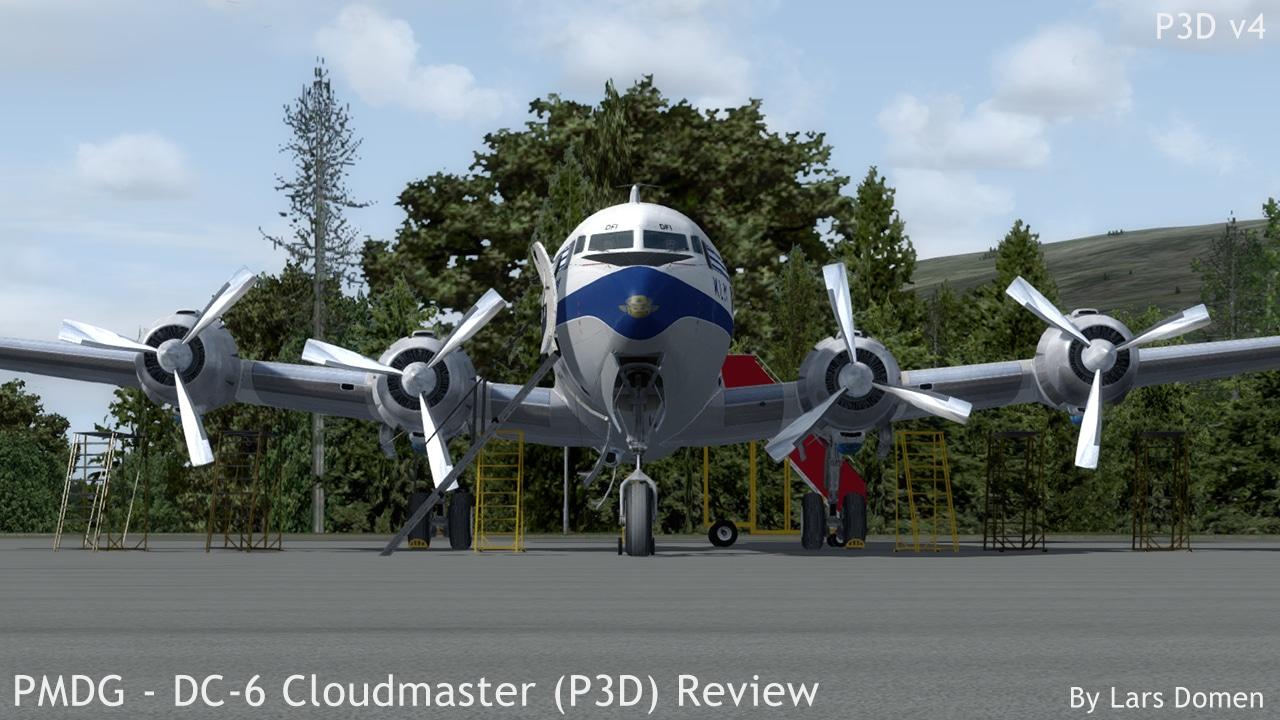 pmdg douglas dc-6 cloudmaster