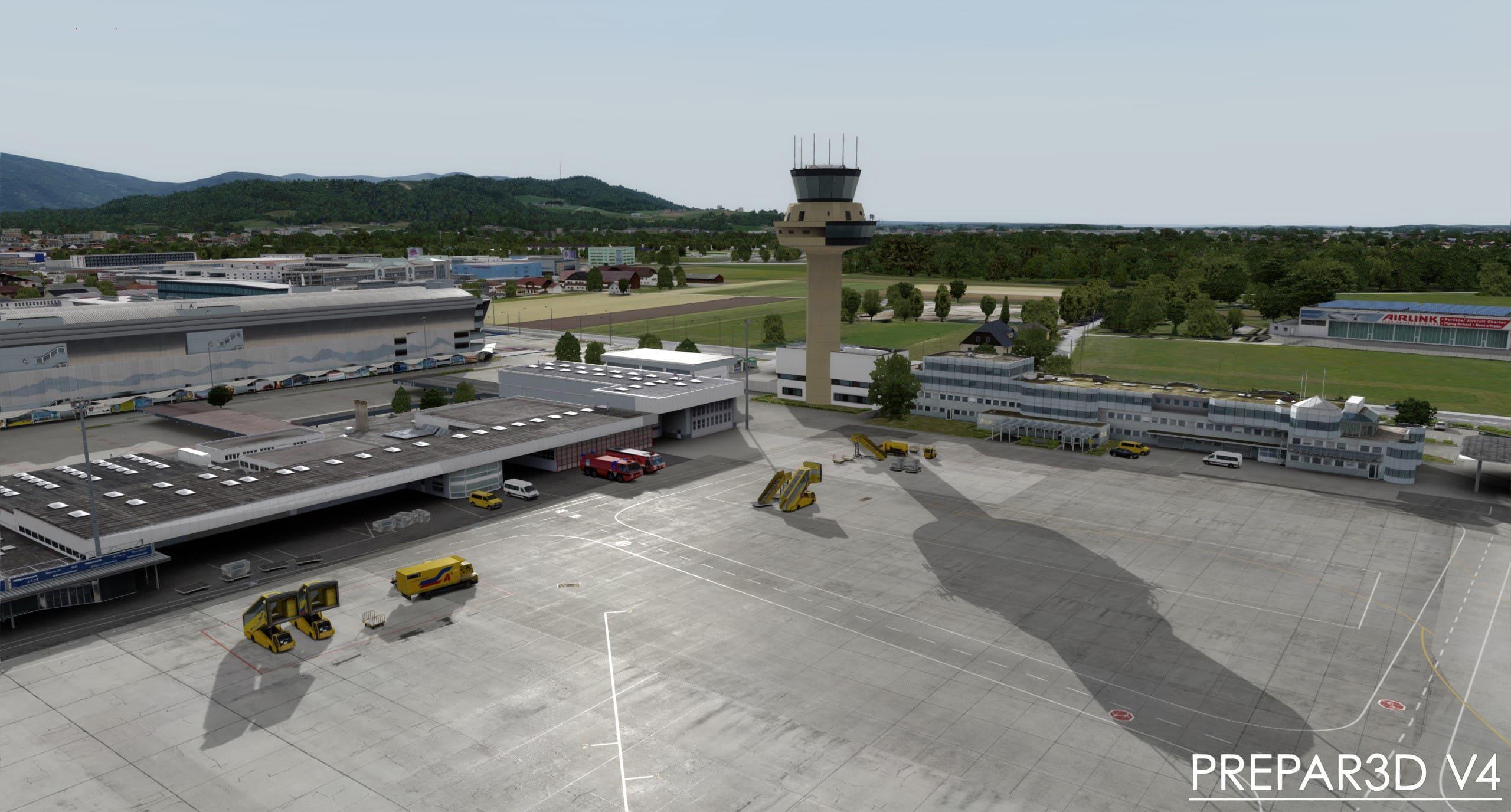 Fsx Airport Scenery Sketches - gridhill