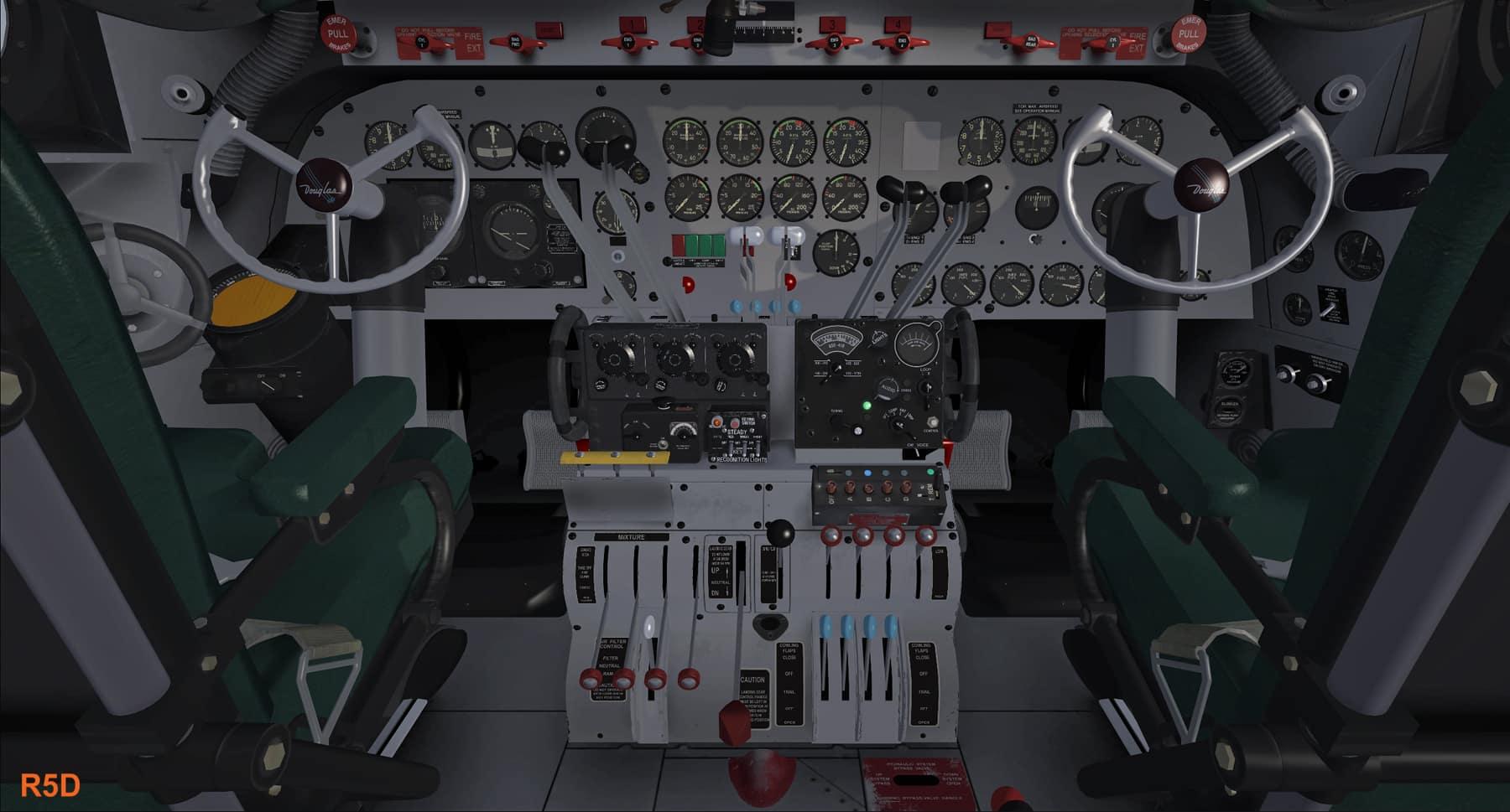 flight replicas  u2013 douglas dc  c