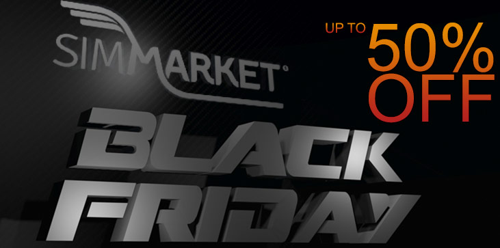BLACK FRIDAY SALES AT SIMMARKET