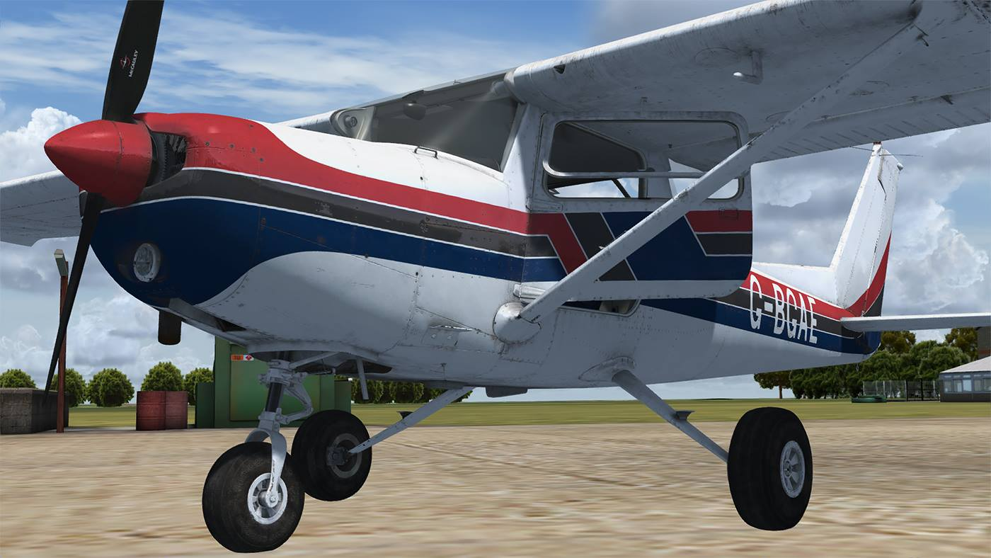 Just Flight – C152 Preview for P3D & FSX