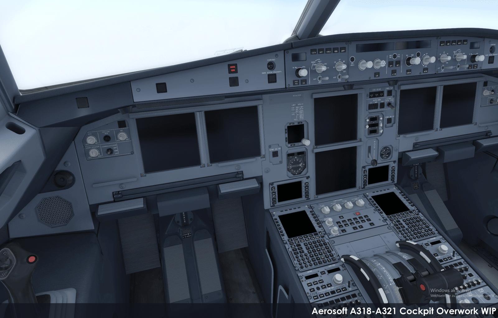Aerosoft – Release Plans of Aerosoft Airbus Professional