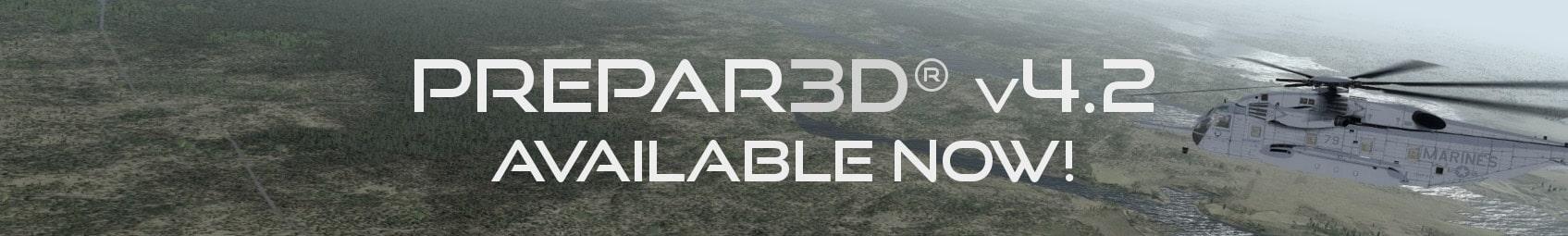 Prepar3D v4 2 Online