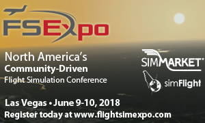 FlightSim Expo 2018