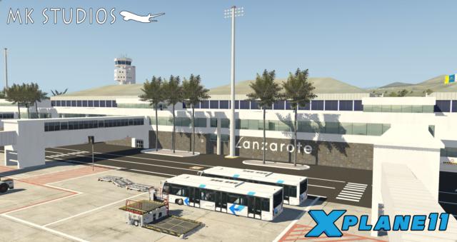 SimCatalog - Lanzarote for X-plane 11