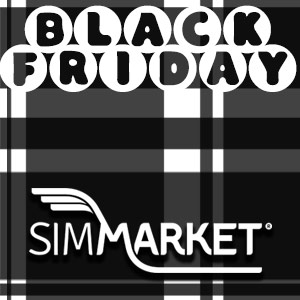 Black Friday at simMarket