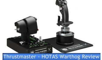 Thurstmaster HOTAS Warthog Review cover