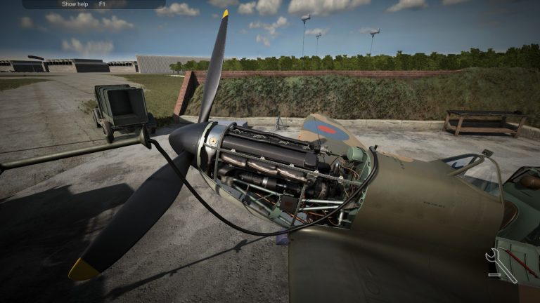 Plane Mechanic Simulator Early Access Preview