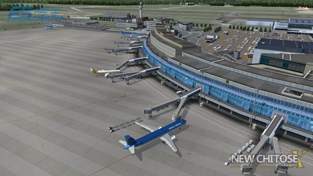 "TECHNOBRAIN – Japanese airport ""NEW CHITOSE"" released"