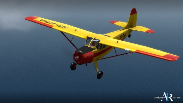 A1R Design Bureau – Yak-12A FSX/P3DV3