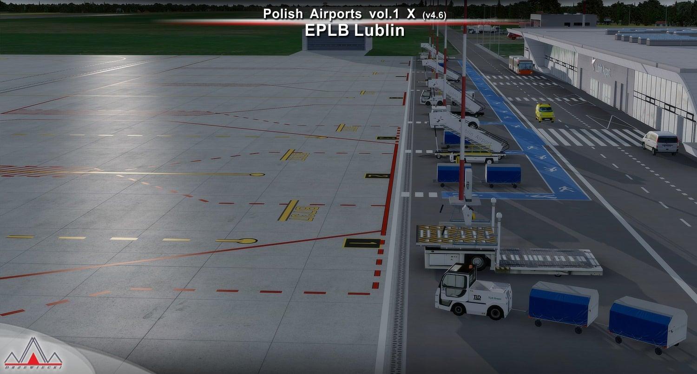 Drzewiecki – Polish Airports vol.1 X v4.6 Update