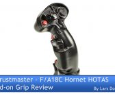 Thrustmaster – F/A-18C Hornet™ HOTAS Add-On Grip Review
