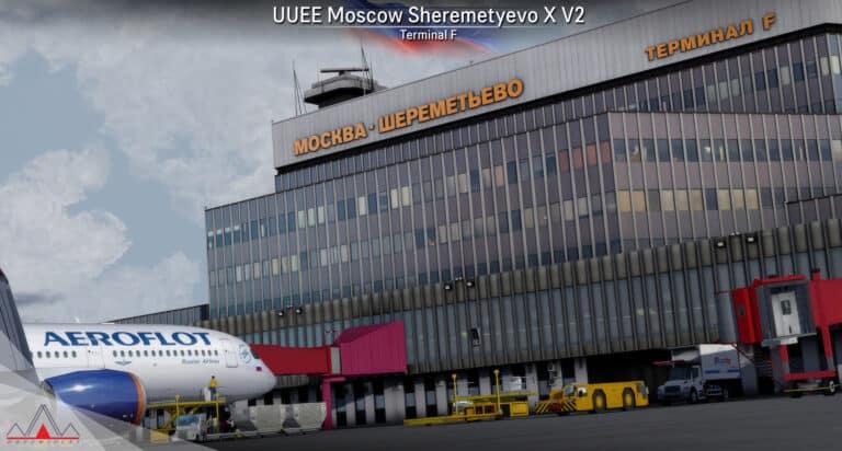 Drzewiecki Design – UUEE Moscow Sheremetyevo X V2 – FSX P3D